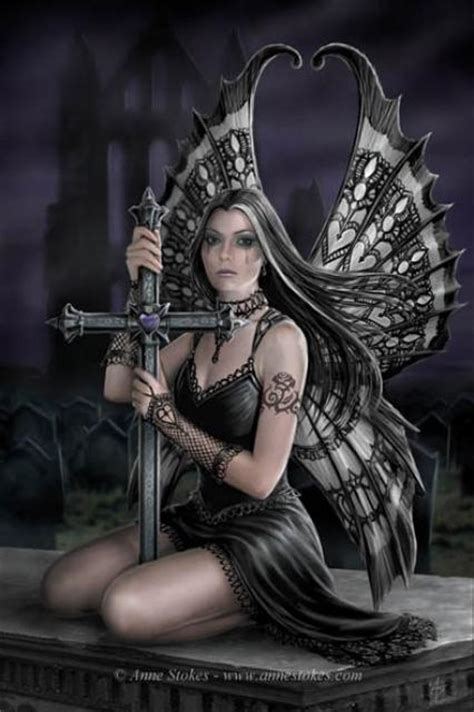 fairy magyk ecards anne stokes lost love