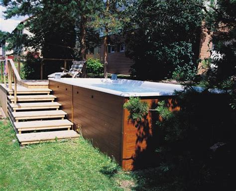 backyard hot tub designs 22 outdoor living spaces with jacuzzi tubs and beautiful