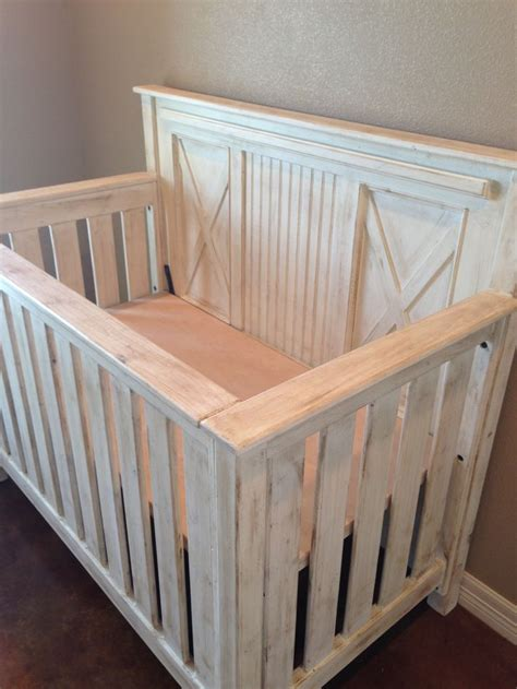 rustic baby crib plans build baby crib woodworking projects plans