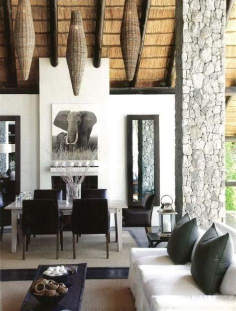 south african home decor 33 striking africa inspired home decor ideas digsdigs