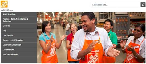 employee self service home depot 28 images home depot