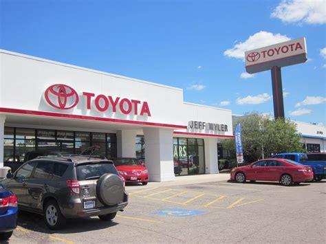 toyota dealership toyota of seattle seattle toyota dealer used cars autos post
