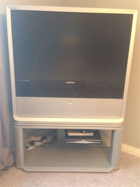 samsung 42 inch tv samsung 42 inch rear projection tv in dungannon county tyrone gumtree