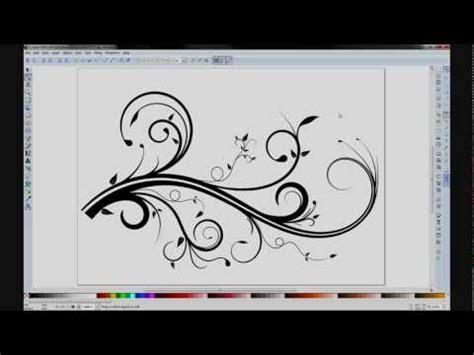 tutorial inkscape vectorizar video tutorial de inkscape en espa 241 ol 4 dibujar un din