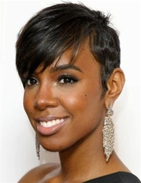 kelly khumalos image of the hair styles kelly rowland hairstyles trendy pixie haircut hot girls