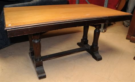 Tasmanian Oak Dining Table Tasmanian Oak Dining Table Tables Dining Antique Furniture South Perth Antiques