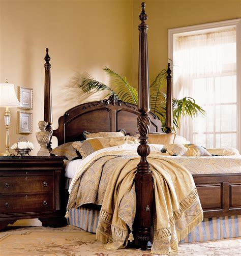 California King Poster Bedroom Sets by Keswick California King Size Poster Bed By