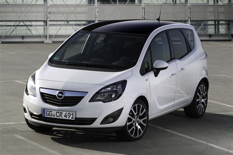 opel germany opel launches meriva color edition special in germany