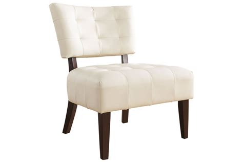 Ivory Accent Chair Matrix Ivory Accent Chair 7540160 Fdrop 170629 At Gardner White