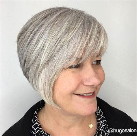 layered bob hairstyles for women over 50 30 modern haircuts for women over 50 with extra zing