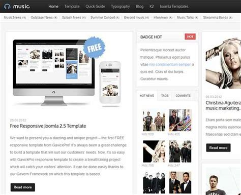 create your own joomla template joomla scriptplazza