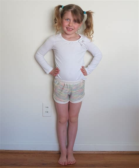 little girl up shorts image gallery little shorts