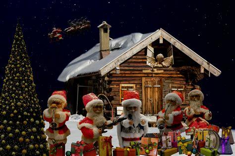 Ho2583w Aksesoris Dekorasi Pohon Natal Merry Santa gratis afbeeldingen vakantie kerstmis kerstboom kerst decoratie cadeaus kersttijd