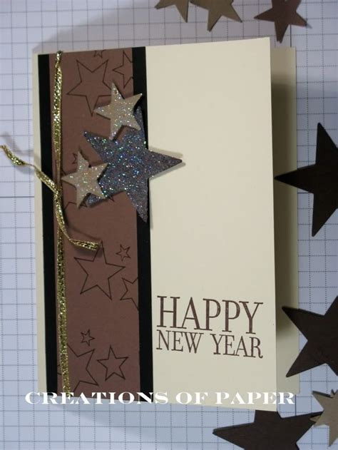 New Year Handmade Cards Ideas - 19 best images about cards new years on