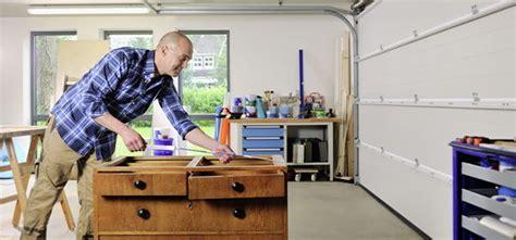 werkstatt umbauen garagen werkstatt mit ged 228 mmtem tor bauen renovieren