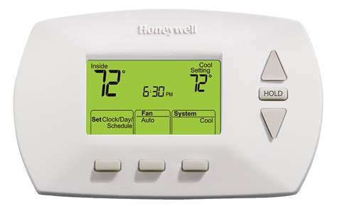 5 2 day programmable thermostat rth6350d honeywell