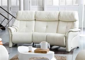 sofa himolla himolla chester 3 seater curved recliner midfurn