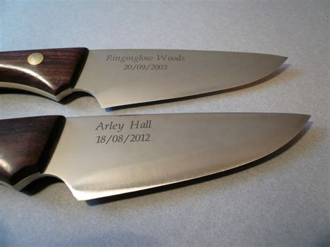Handmade Steak Knives - ferraby knives ferraby knives