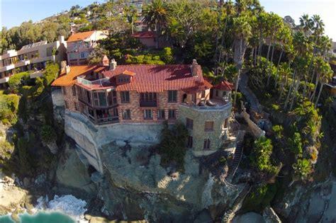 historic california home seeks 30 million - The Cliff House Laguna