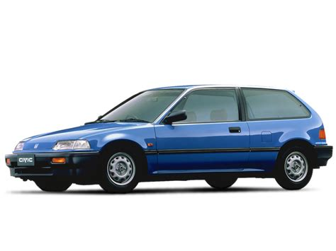 Honda Civic 1987 1987 1991 honda civic hatchback autoguru katalog at