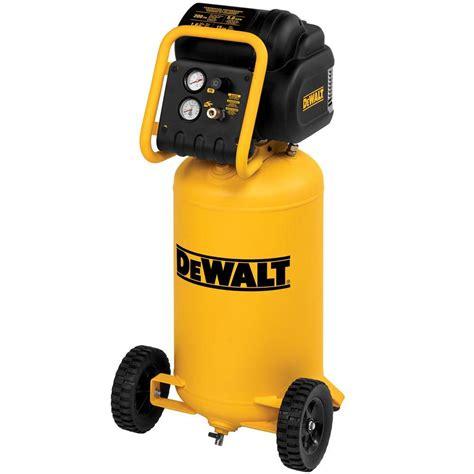 Dewalt Emglo Air Compressor Home Depot   Simple Guidance