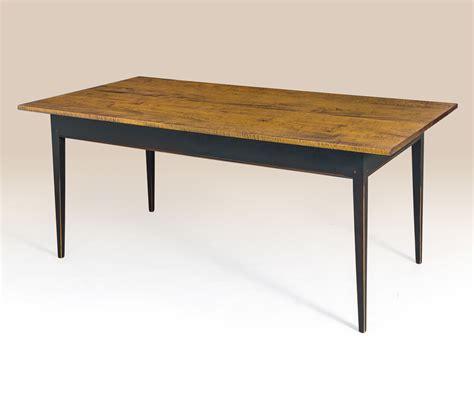 Historical massachusetts shaker table