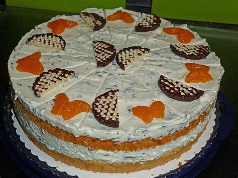 schaumkuss kuchen schokokusstorte mit mandarinen ein sch 246 nes rezept