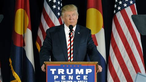 trump supporters have been calling colorados gop chairman donald trump says the election is rigged 5 fast facts