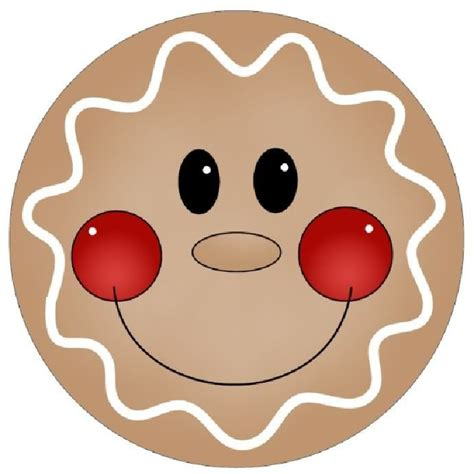 printable gingerbread man face 1404 best clip art and printables images on pinterest