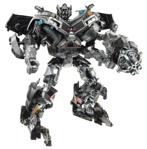 Figure Transformer Hm Ironhide of the moon voyager ironhide and deluxe starscream official images transformers news