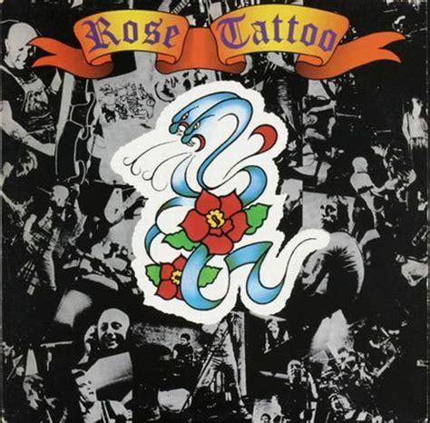 rockabilly rose tattoo 1978 the savage saints
