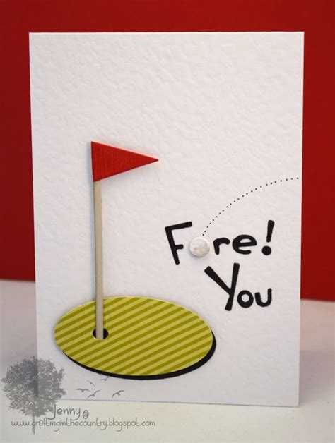 printable birthday cards golf theme pin by anna adams on crafts pinterest