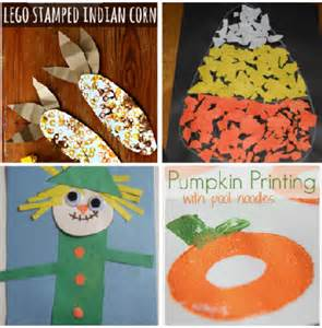 fall crafts for kids quick and easy fall crafts for toddlers