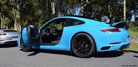 miami blue porsche 2017 porsche 911 carrera s first drive in miami blue