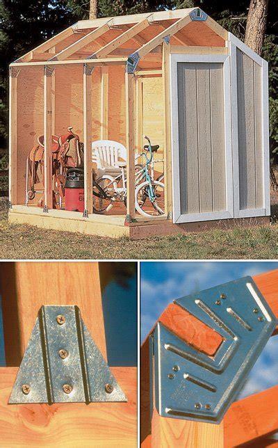harsley complete fast framer universal storage shed