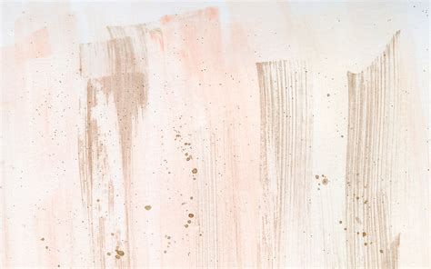 wallpaper for mac pinterest watercolour coral blush gold brushstroke desktop wallpaper
