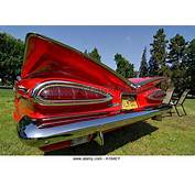 1950s Tail Fins Stock Photos &amp