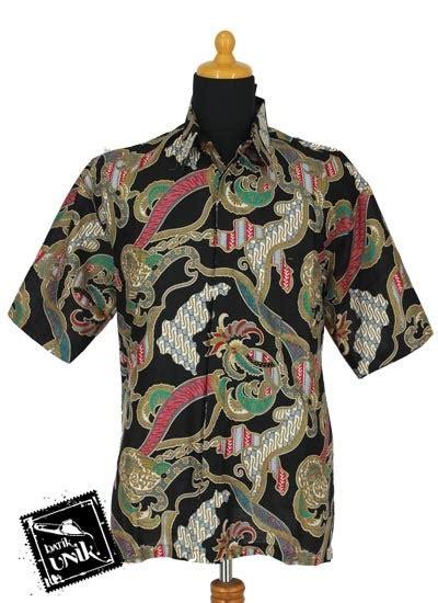 Batik Monocrom Hitam Sarimbit Batik Atasan baju batik sarimbit dress motif pulau ceplok batik