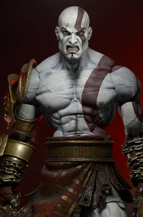 Statues Of Gods by God Of War 3 Ultimate Kratos Action Figure Necaonline Com