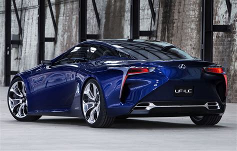 lexus lf lc blue concept photo 2 12618