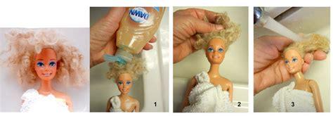 fashion doll hair spa fashion doll stylist spa day