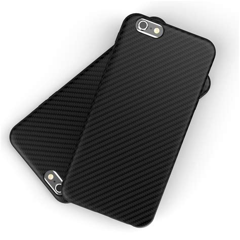 Anti Knock anti knock carbon fiber softcase protector for iphone 7 8