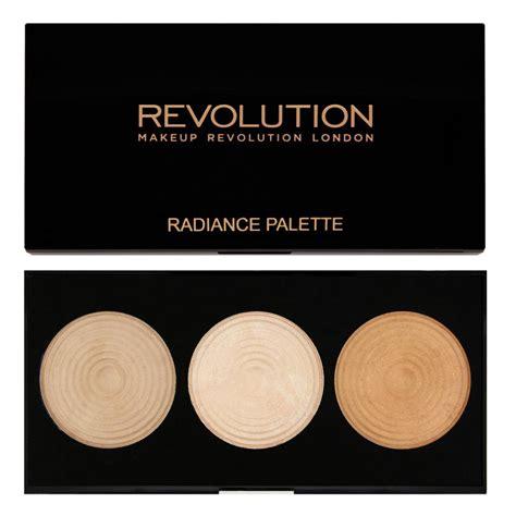 Makeup Revolution Highlighter Makeup Revolution Highlighter Palette Radiance