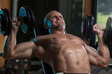 dumbbell bench press benefits gym geek why you should be doing more incline presses and how to correctly do them