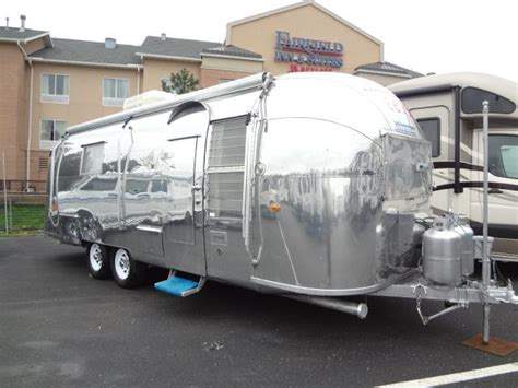 used airstream trailers used travel trailer airstream rvs and motorhomes for sale