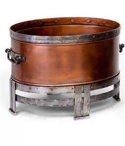 Copper Firepit Jatex International Copper Home Decor Products Authenteak