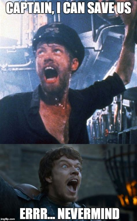 Das Boot Meme - theon gets a do over imgflip