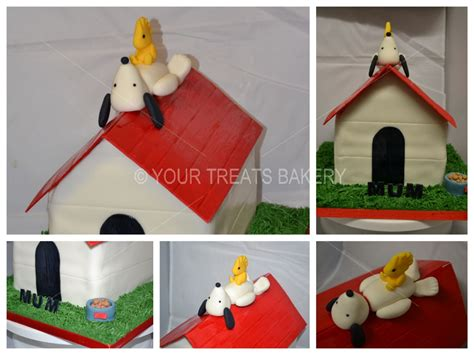 dog house cake snoopy dog house cake your treats bakery