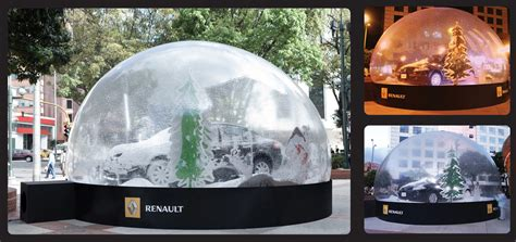 renault christmas christmas snow ball ads of the world