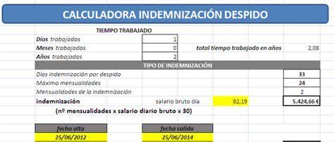indemnizacion en mexico 2016 6ap67heypapiclub calculo de indemnizacion por despido injustificado 2016